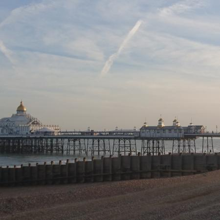 Coasting Britannia: Hastings To Eastbourne