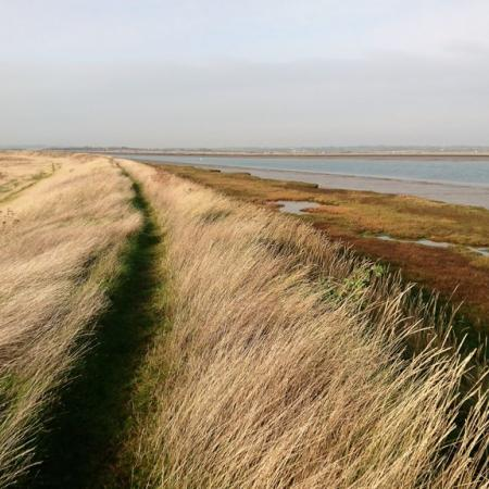 Coasting Britannia: West Mersea to West Mersea Circular Essex